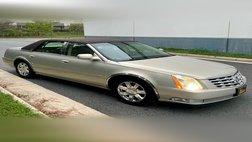 2007 Cadillac DTS Sedan 4D
