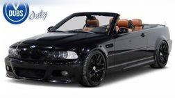 2006 BMW M3 Base