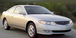 2003 Toyota Camry Solara SE V6