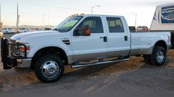 2008 Ford Super Duty F-350 King Ranch