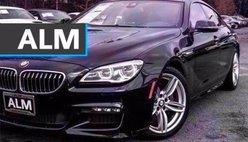 2017 BMW 6 Series 640i xDrive Gran Coupe