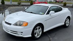 2003 Hyundai Tiburon Base