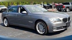 2013 BMW 7 Series LI XDRIVE