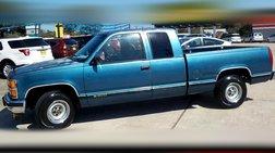 1991 Chevrolet C/K 1500 Ext Cab 141.5