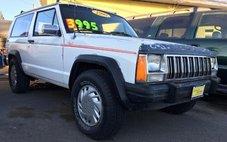 1990 Jeep Cherokee Sport