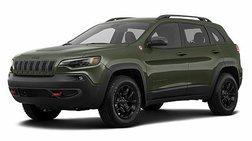 2019 Jeep Cherokee Trailhawk