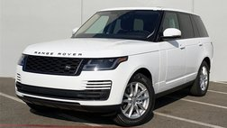 2020 Land Rover Range Rover Td6