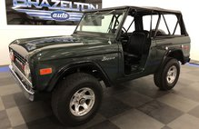 1975 Ford Bronco 302 V8, Redone Mechanically (18-19), Cosmetically (2012)