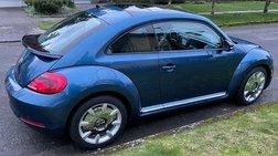 2016 Volkswagen Beetle SEL