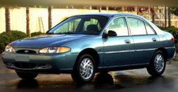 1997 Ford Escort Base