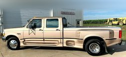 1997 Ford F-350 97 FORD F350 CREW CAB DUALLY 7.3 POWERSTROKE