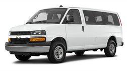 2017 Chevrolet Express LS 3500