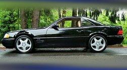 2000 Mercedes-Benz SL-Class SL 600