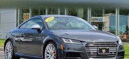2016 Audi TTS 2.0T quattro