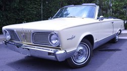 1966 Plymouth Signet Convertible