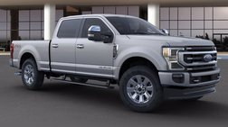 2020 Ford F-250 Platinum 4WD