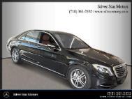 2016 Mercedes-Benz S-Class S 550 4MATIC