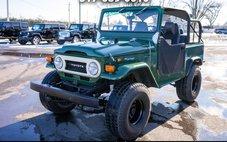 1974 Toyota Land Cruiser 4WD