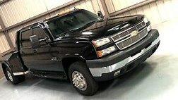 2006 Chevrolet Silverado 3500 LT LBZ DIESEL 4X4 6.6L