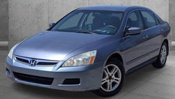 2007 Honda Accord Special Edition V-6