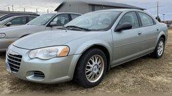 2004 Chrysler Sebring Touring