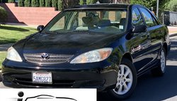2002 Toyota Camry LE V6