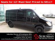 2013 Mercedes-Benz Sprinter 2500 144 WB