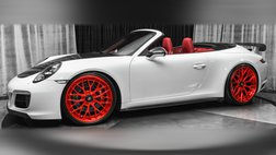 2017 Porsche 911 7-Speed Manual! OVER $50k IN UPGRADES!