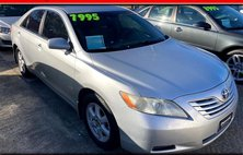 2009 Toyota Camry SE 5-Spd AT