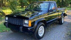1989 Jeep Comanche Eliminator