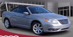 2013 Chrysler 200 Convertible Touring