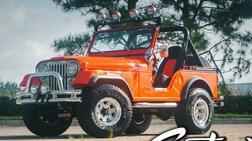 1981 Jeep CJ-5 Base