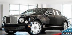 2015 Bentley Mulsanne Base