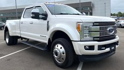 2017 Ford F-450 Super Duty Platinum