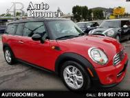 2012 MINI Cooper Clubman Base
