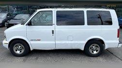 2002 Chevrolet Astro 111