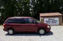 2002 Dodge Caravan Sport