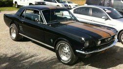 1966 Ford Mustang 1966 FORD MUSTANG/REBUILT ENGINE AND TRANS