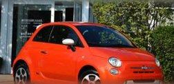 2014 Fiat 500e Base