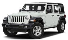 2019 Jeep Wrangler Sahara