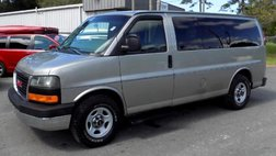2004 GMC Savana Passenger 1500