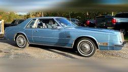 1982 Chrysler Imperial Base