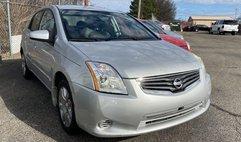 2011 Nissan Sentra Sedan 4D