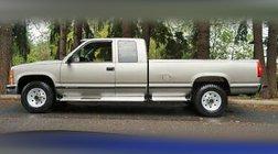 1998 Chevrolet C/K 2500 2500 Silverado V8 8.1L Super Cab Long Bed 2 OWNERS