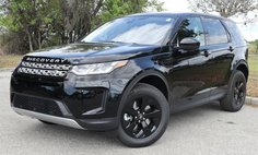 2020 Land Rover Discovery Sport P250