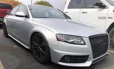 2012 Audi A4 2.0T quattro Prestige