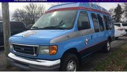 2007 Ford Econoline Cargo Van E-250