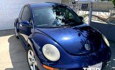 2006 Volkswagen New Beetle 2.5 PZEV