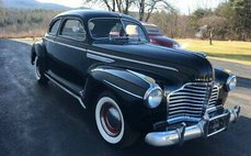 1941 Buick 1941 BUICK COUPE
