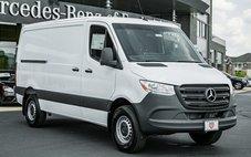 2020 Mercedes-Benz Sprinter Cargo 144 WB